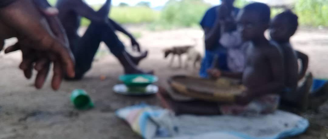 Noodhulp: honger in Malawi